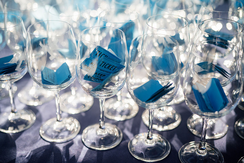 Signature Event Glassware